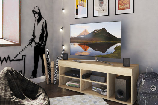 Ambientación 3 - TV8017-Roble Kendal Natural