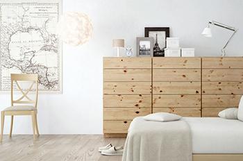 El protagonismo de la madera en el Estilo Nórdico